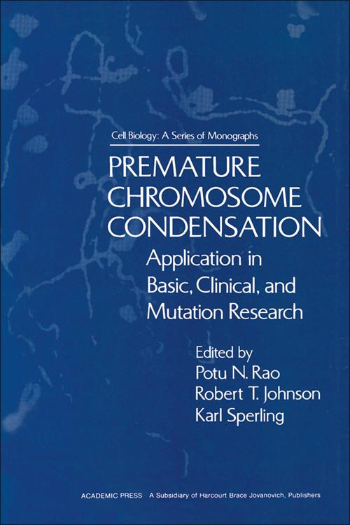 Premature Chromosome Condensation