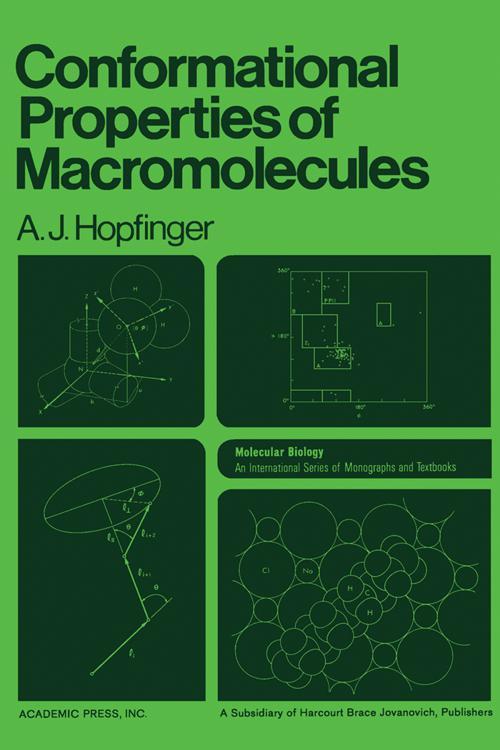 Conformational Properties of Macromolecules