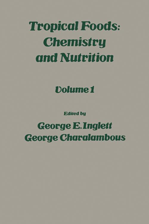 Tropical Food: Chemistry and Nutrition V1