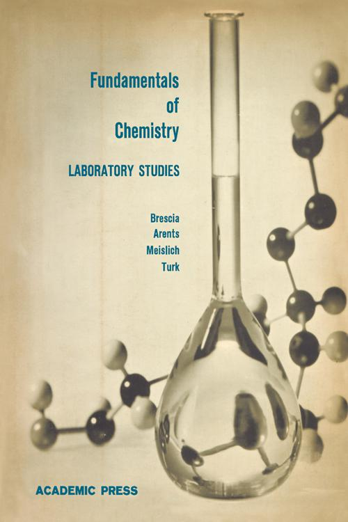 Fundamentals of Chemistry Laboratory Studies