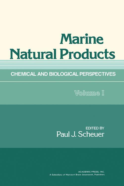 Marine Natural Products V1