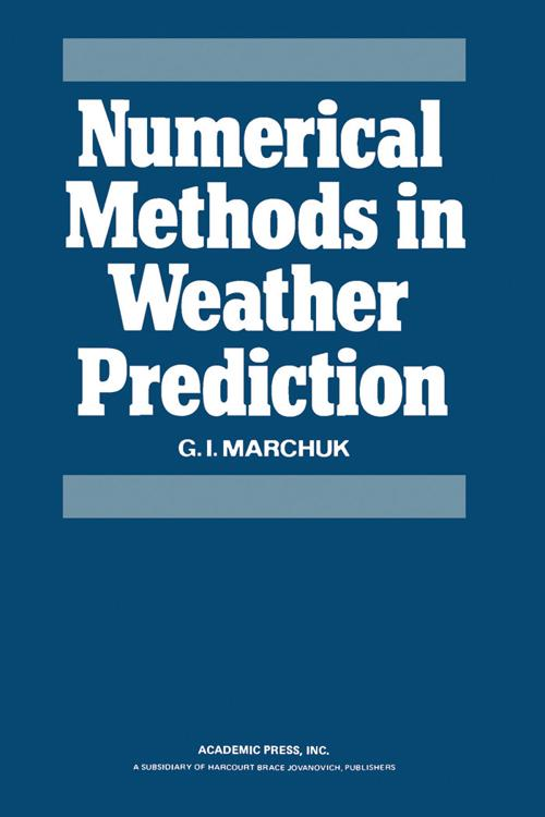 Numerical Methods in Weather Prediction