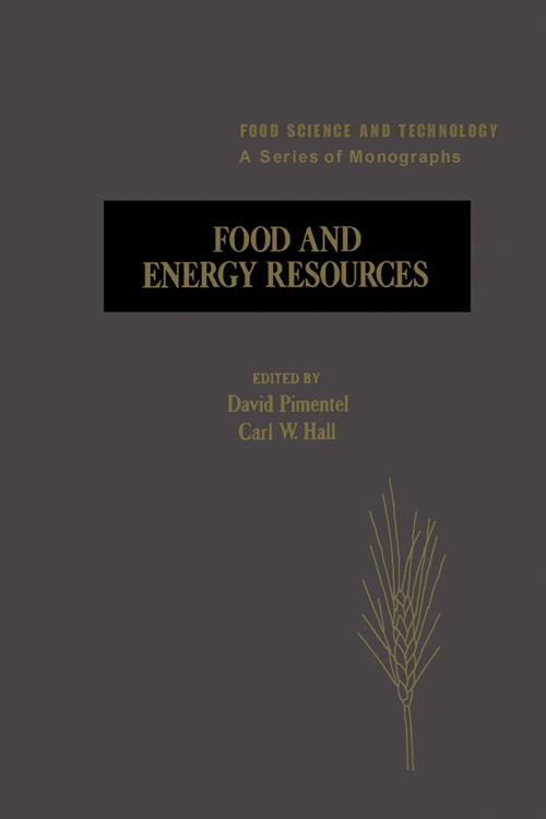 Food And Energy Resources