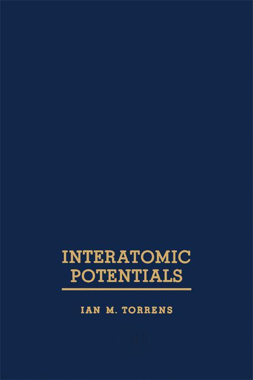 Interatomic Potentials