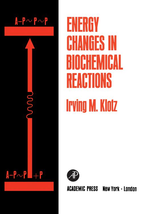 Energy Changes in Biochemical Reactions
