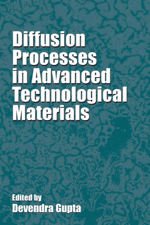 Diffusion Processes in Advanced Technological Materials