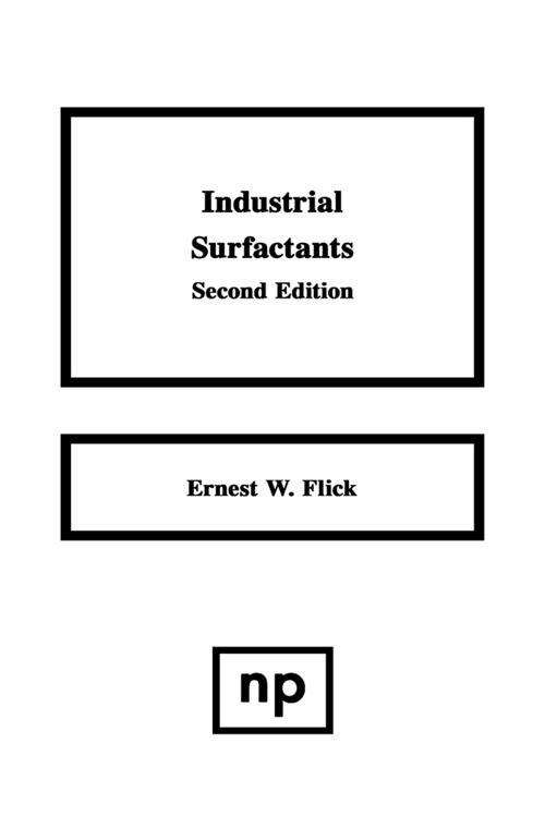 Industrial Surfactants
