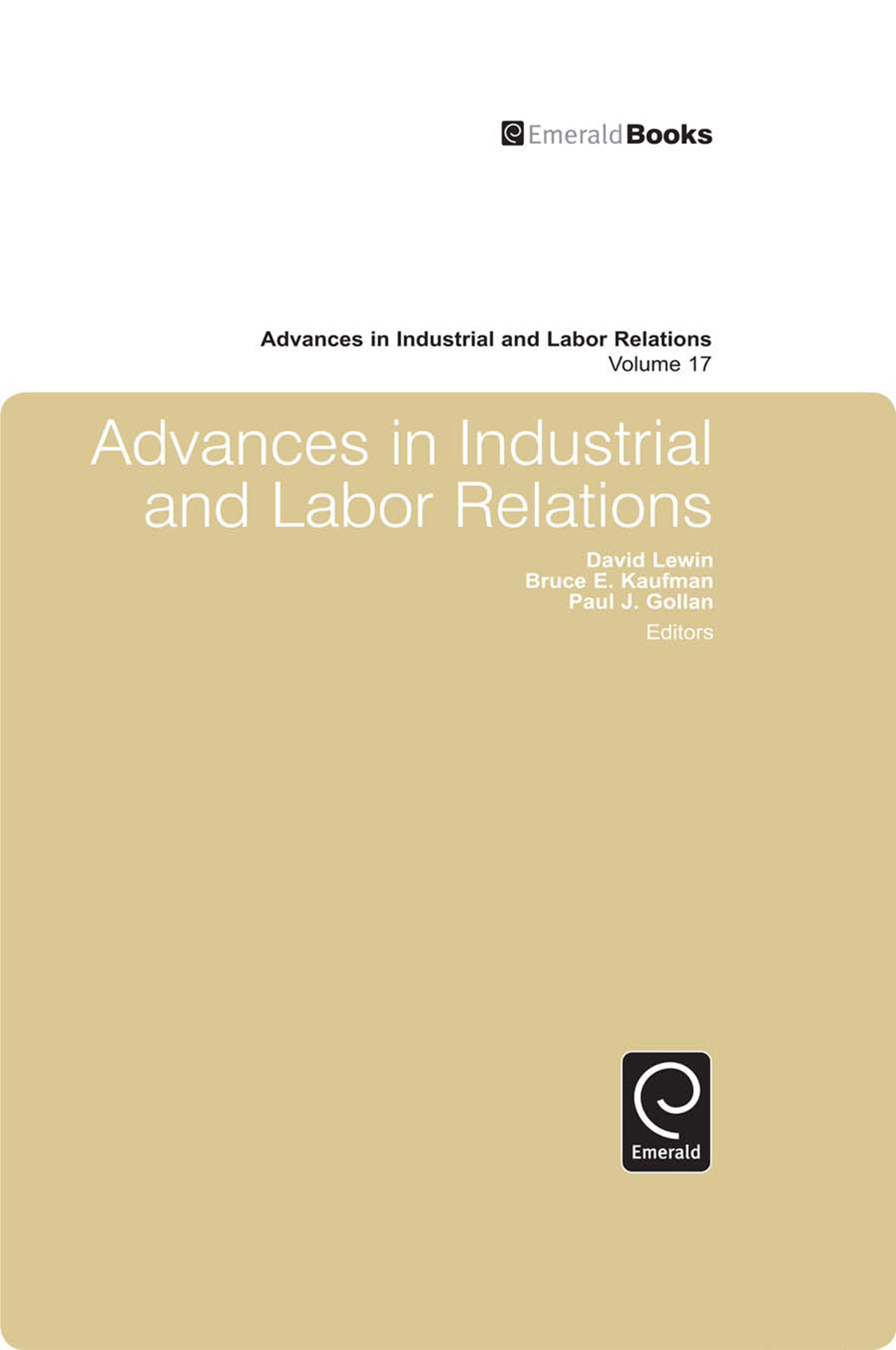 Industrial Relations Books Pdf