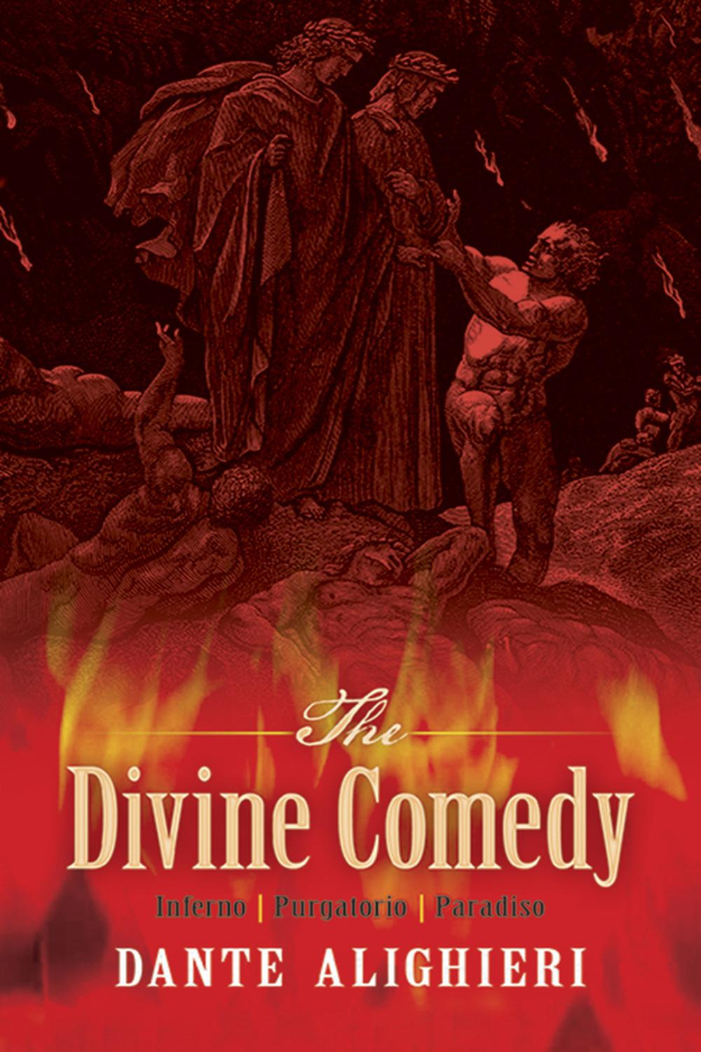 The Divine Comedy By Dante Alighieri Henry Wadsworth