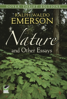 What are the main points in essay  Nature  by Ralph Waldo Emerson