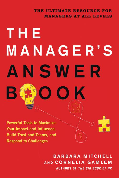 The Manager's Answer Book