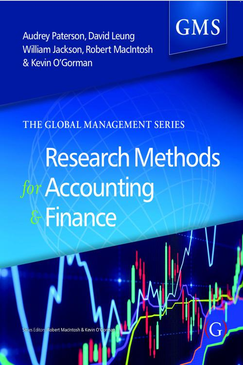 Research Methods for Accounting and Finance