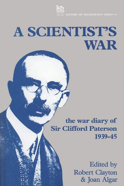 A Scientist's War