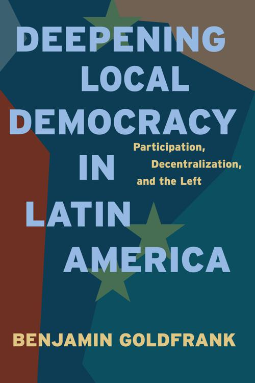 Deepening Local Democracy in Latin America