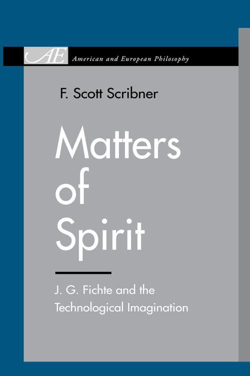 Matters of Spirit