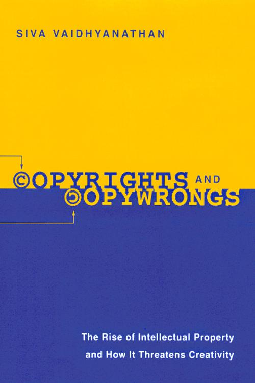 Copyrights and Copywrongs