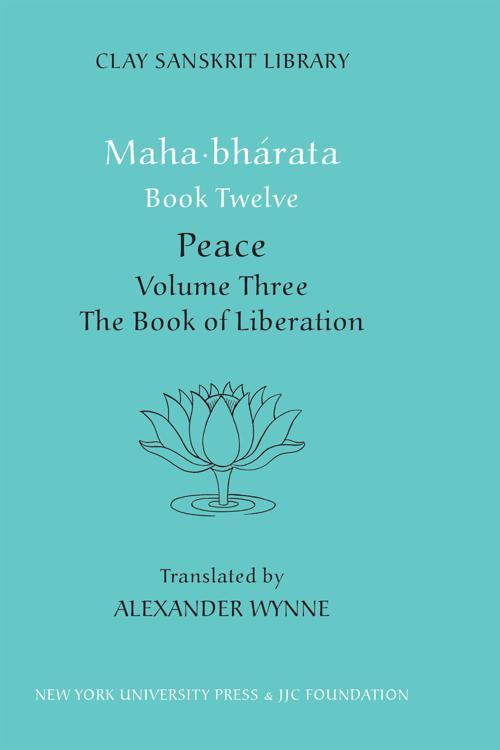 Mahabharata Book Twelve (Volume 3)