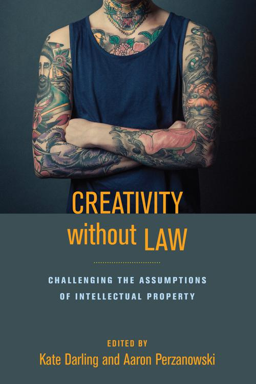 Creativity without Law