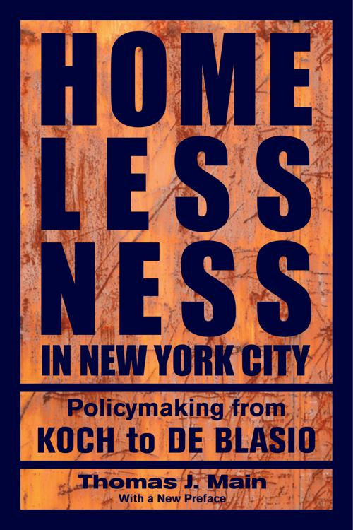 Homelessness in New York City