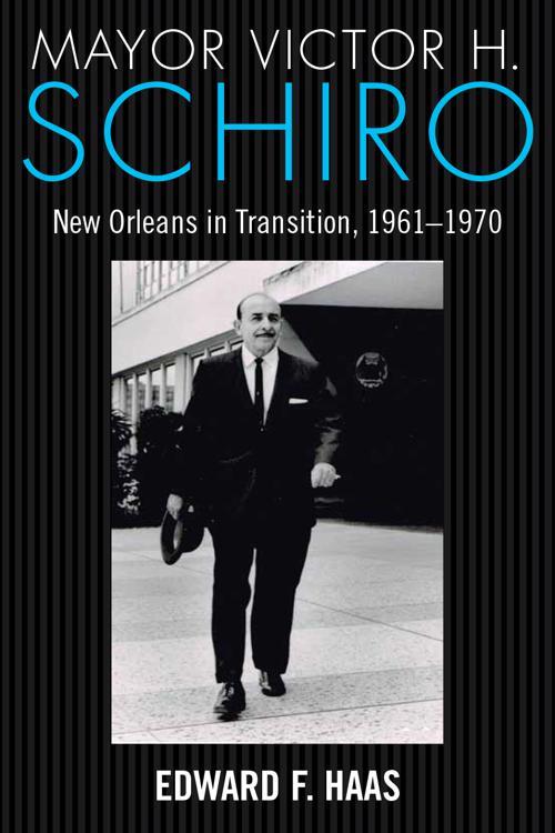 Mayor Victor H. Schiro