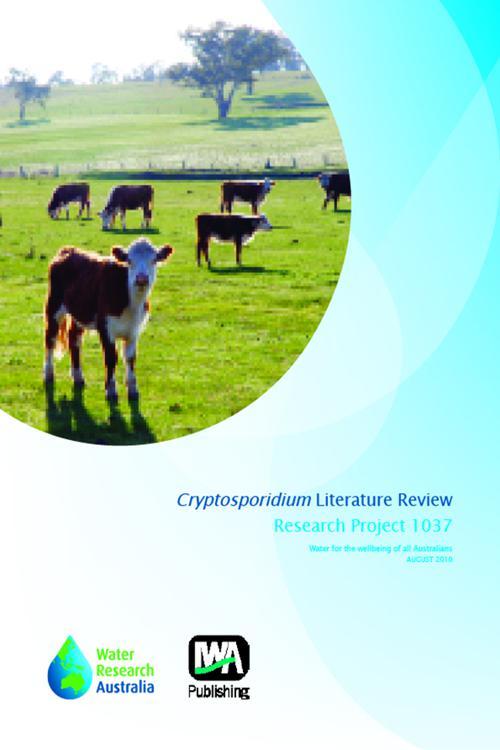 Cryptosporidium Literature Review