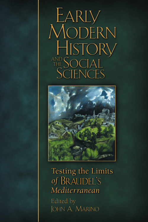 Early Modern History and the Social Sciences