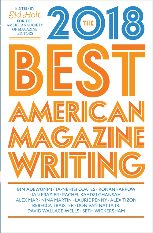 The Best American Magazine Writing 2018 by | PDF, eBook