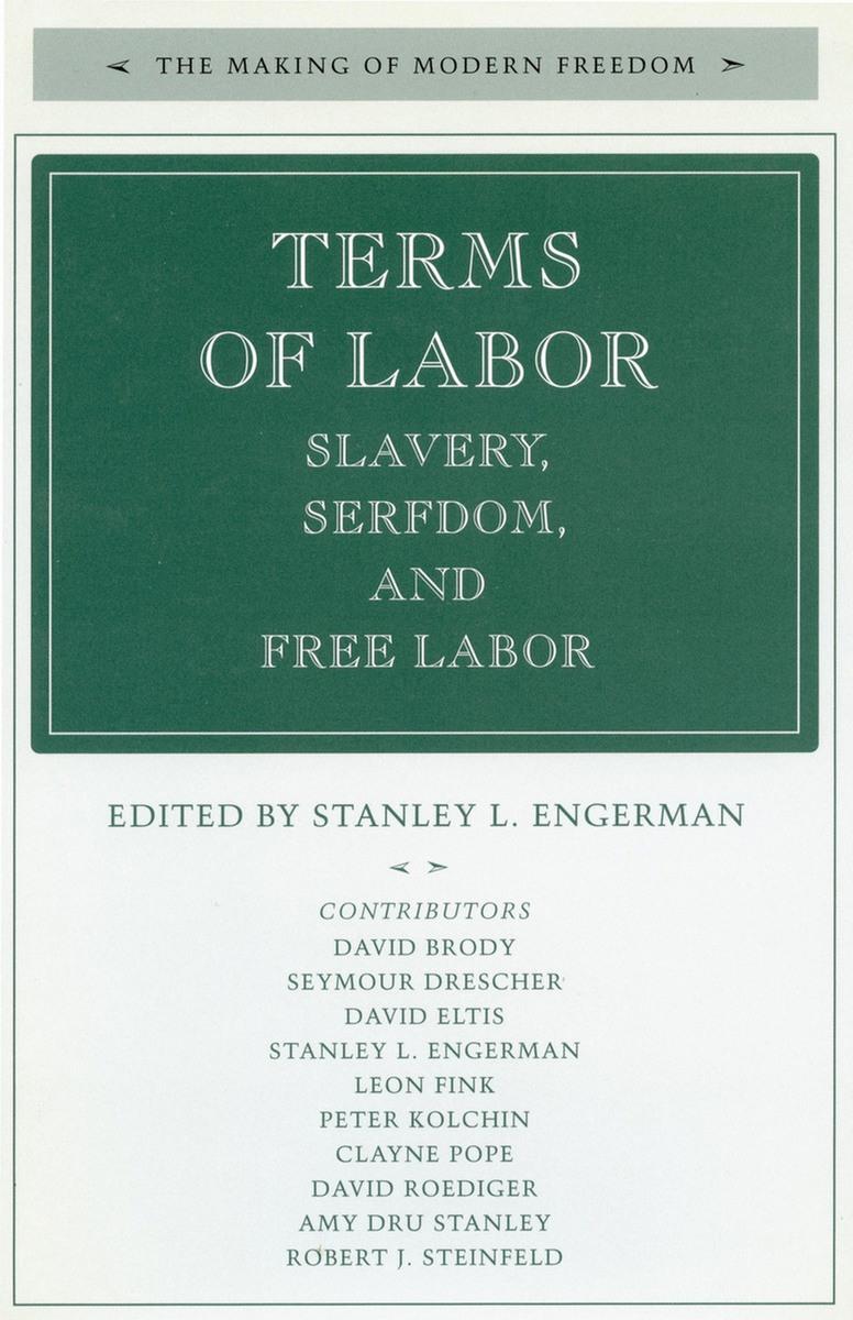 peter kolchin american slavery
