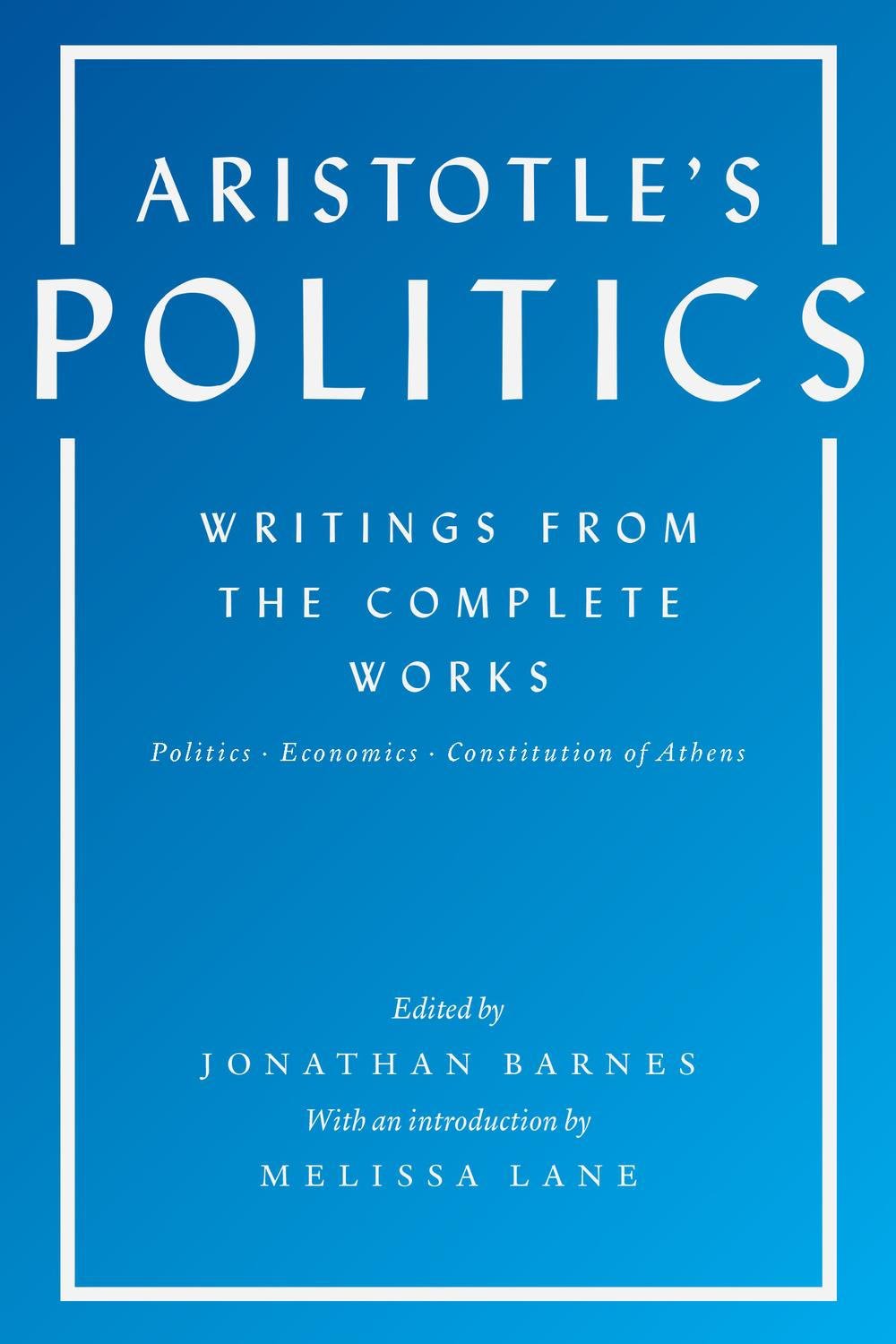 Aristotle pdf politics by the
