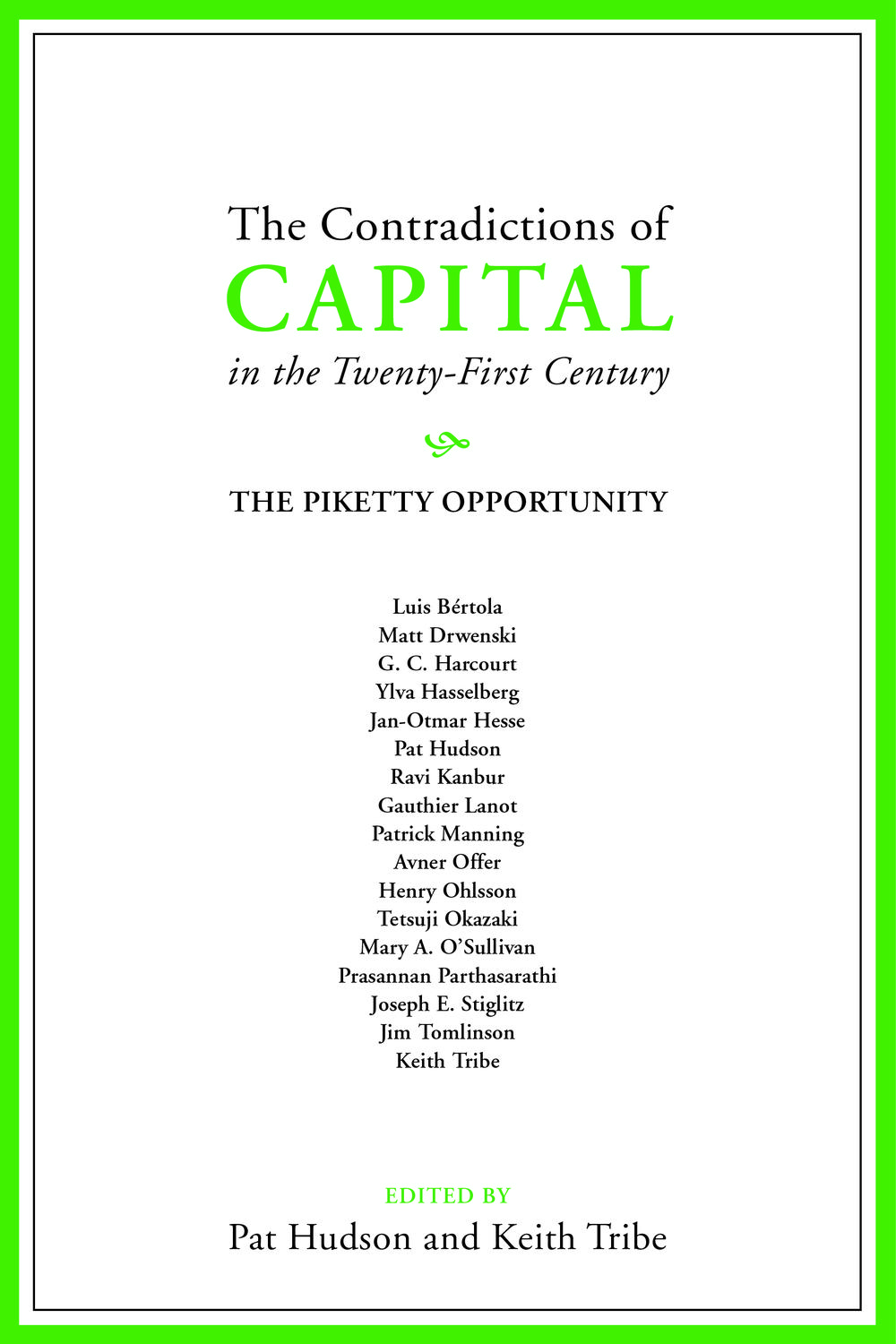 Capital In The Twenty-first Century Ebook
