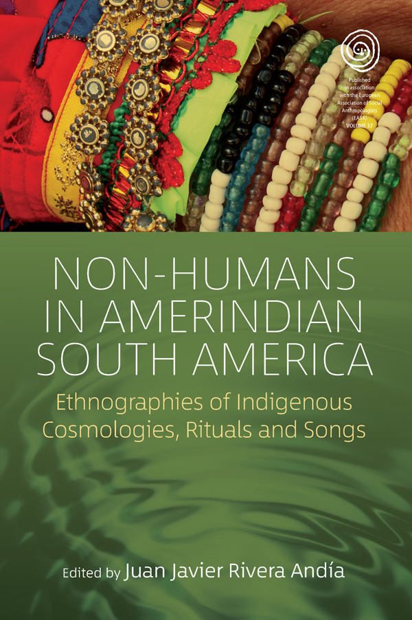 Non-Humans in Amerindian South America by Juan Javier Rivera Andía