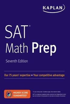 Sat math prep book pdf