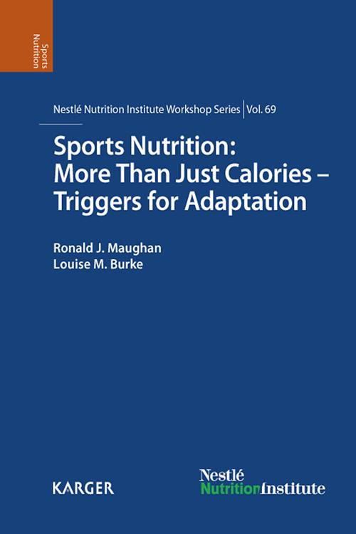 Sports Nutrition: More Than Just Calories - Triggers for Adaptation