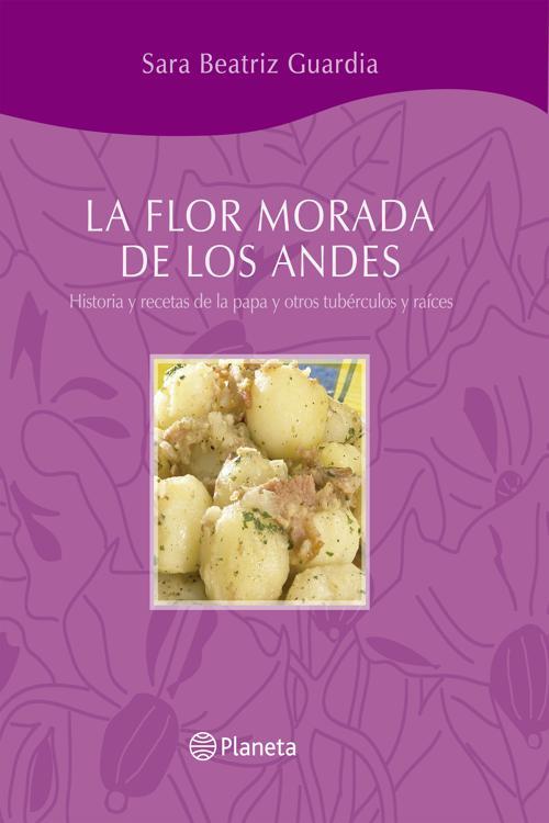 LA FLOR MORADA DE LOS ANDES