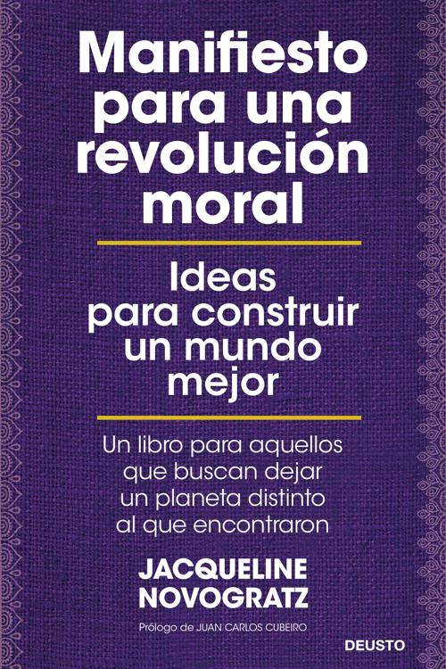 Manifiesto para una revolución moral