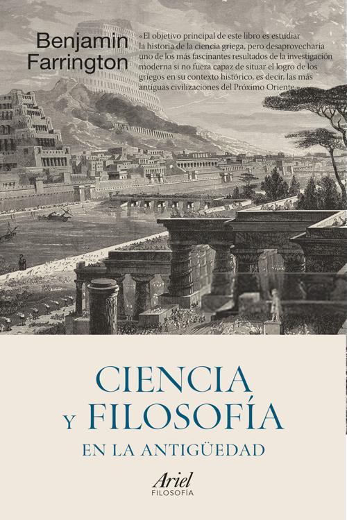 Ciencia y filosofía en la Antigüedad