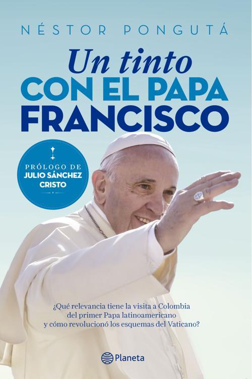 Un tinto con el papa Francisco