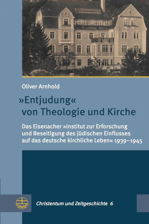 """""""Entjudung"""" von Theologie und Kirche"""