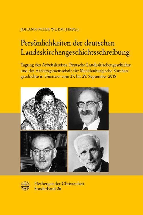 Persönlichkeiten der deutschen Landeskirchengeschichtsschreibung