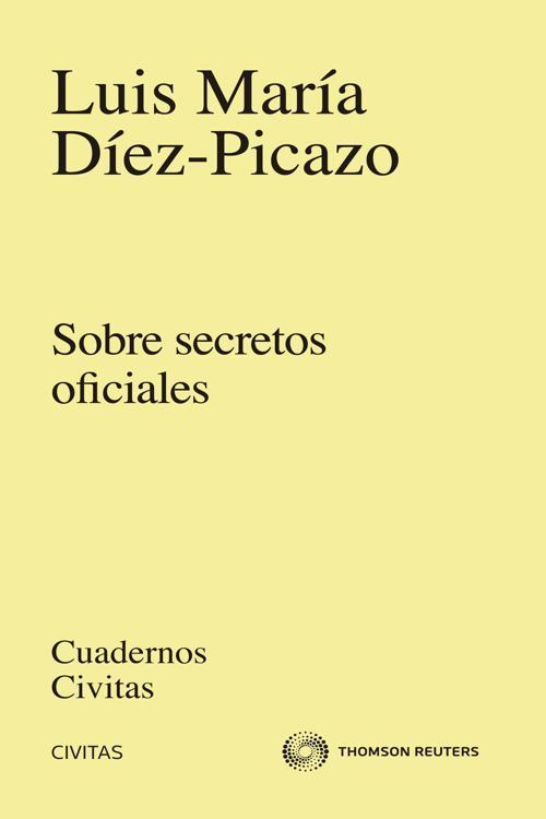 Sobre secretos oficiales