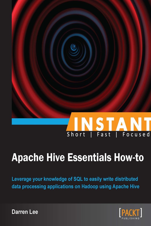 Pdf apache hive essentials