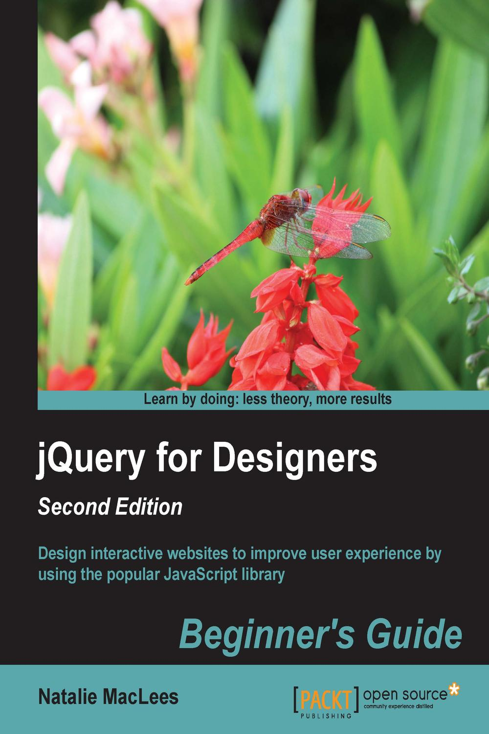 Jquery For Designers Beginners Guide Pdf