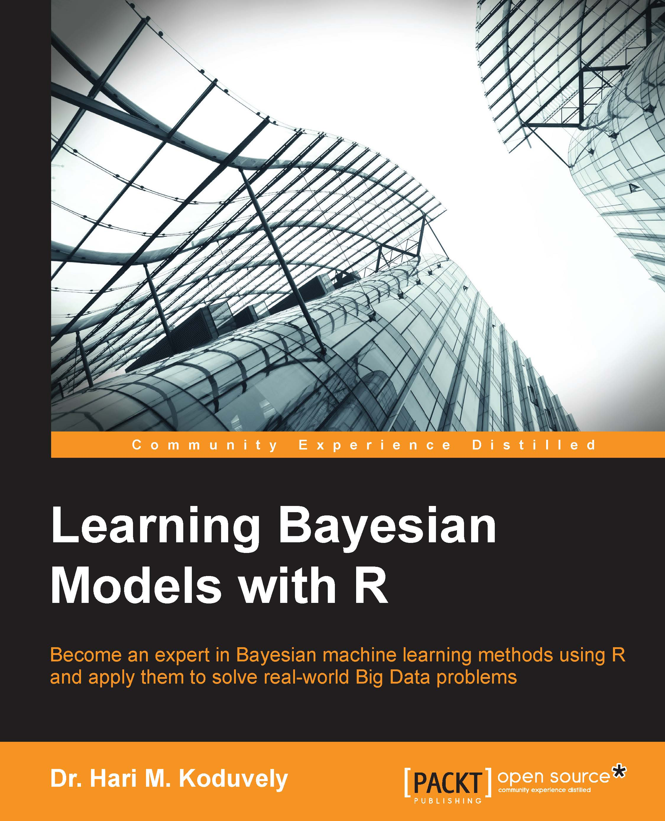 Learning Bayesian Models with R by Dr  Hari M  Koduvely