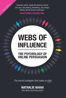 Webs Of Influence The Psychology Of Online Persuasion By Nathalie Nahai Pdf Read Online Perlego