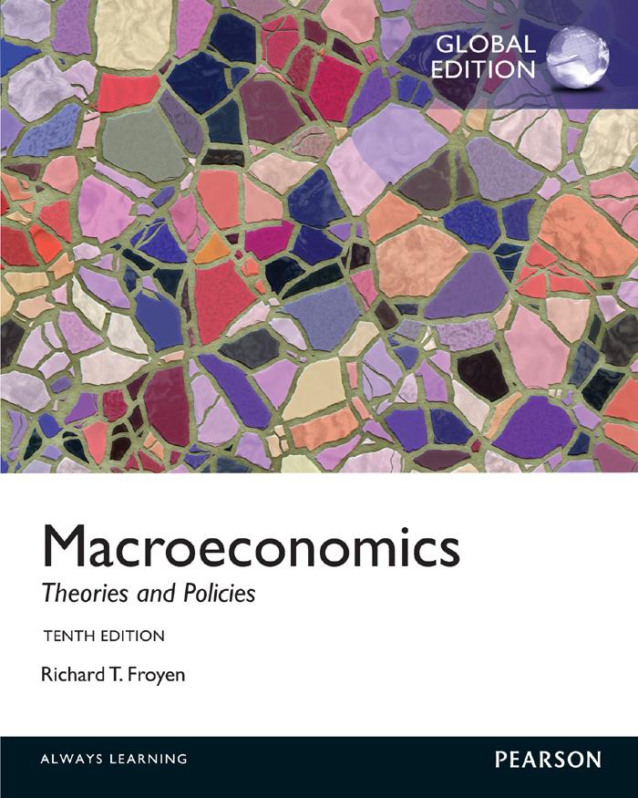 Froyen:Macroeconomics by Richard T  Froyen | Read online