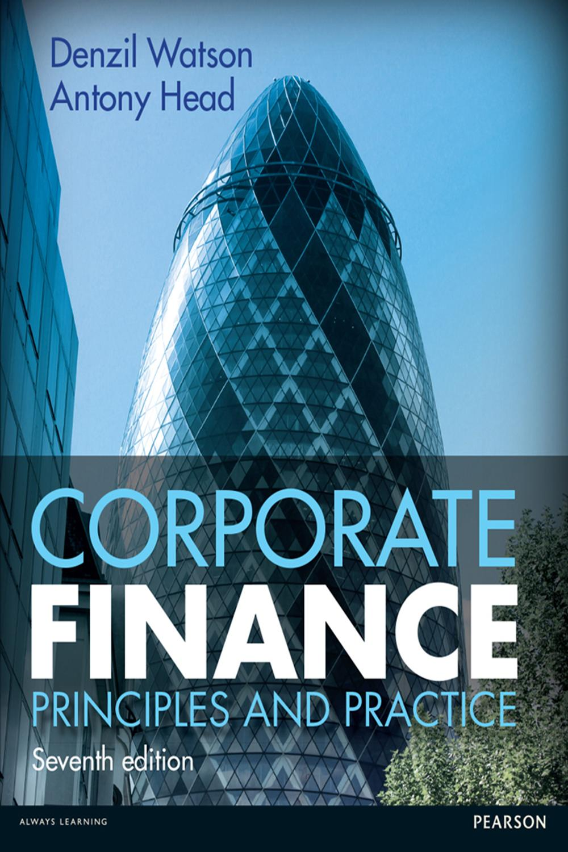 Corporate Finance by Denzil Watson, Antony Head | Read