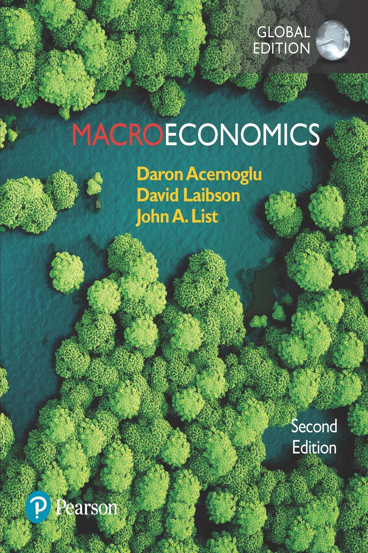 Macroeconomics, Global Edition by Daron Acemoglu, David Laibson