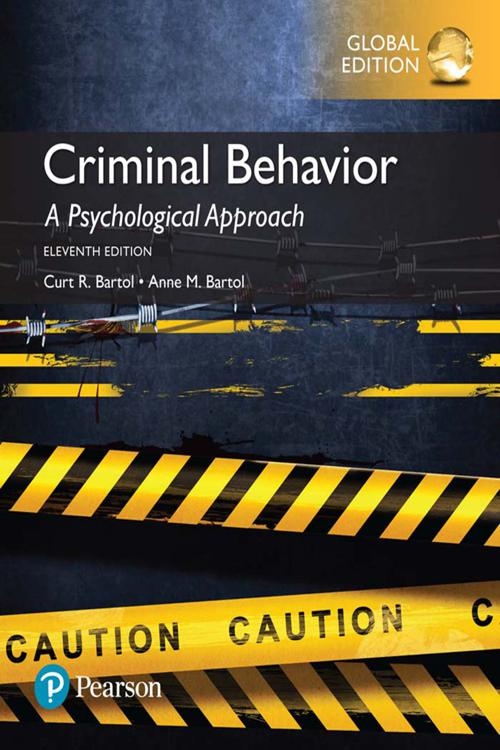 Criminal Behavior: A Psychological Approach, Global Edition