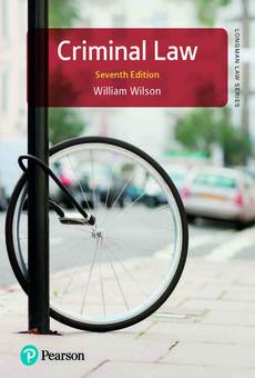 criminal law william wilson pdf free download