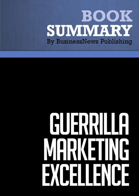Guerrilla Marketing Ebook